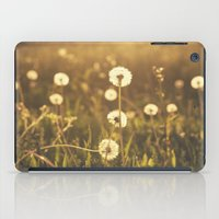 A Field Of Wishes iPad Case