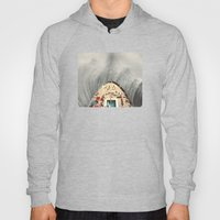 a great big wave (to wash it all away) - collab with sammy slabbinck Hoody