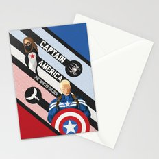 The Winter Soldier Stationery Cards