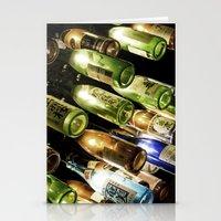 Bottles Stationery Cards