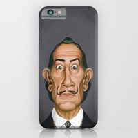 iPhone & iPod Case featuring Celebrity Sunday ~ Salvador Dali by Rob Snow