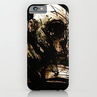 Just Waitin' For The Vultures To Come iPhone 6 Slim Case