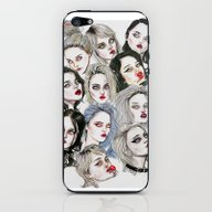 Sky Ferreira Collage iPhone & iPod Skin