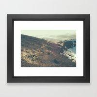 Fourteen Four Eleven Framed Art Print