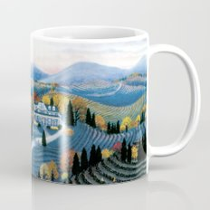 Hudson Valley by Kathy Jakobsen Mug