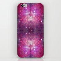 Nebula I iPhone & iPod Skin