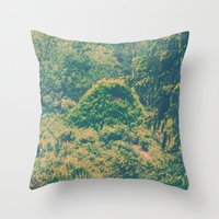 Skärgården Throw Pillow