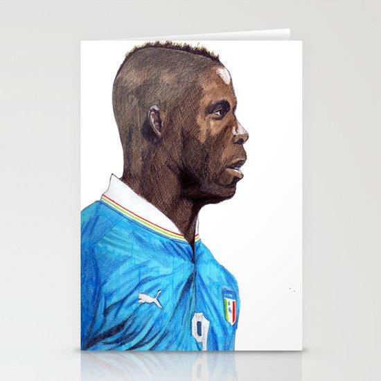 Balotelli Stationery Card