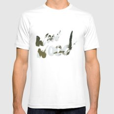 Winwood White Mens Fitted Tee SMALL