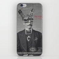 Mr Tri-Vision iPhone & iPod Skin