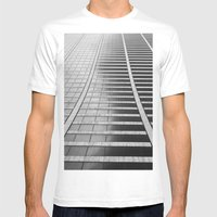 Repetition Mens Fitted Tee White SMALL