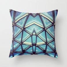 sym7 Throw Pillow