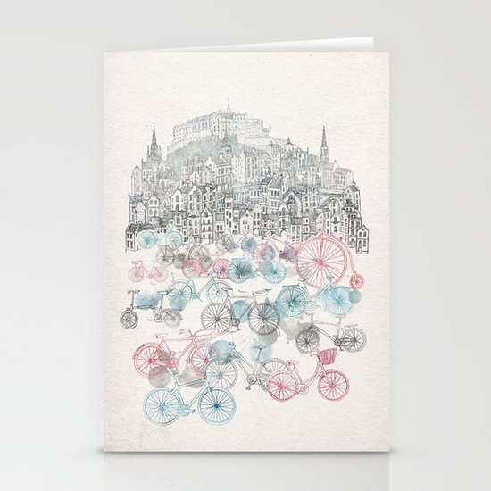 Old Town Bikes Stationery Card