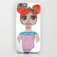 iPhone & iPod Case featuring Myra by Feral Doe