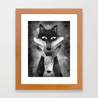 Oh Framed Art Print