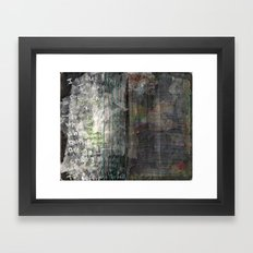 Pressed between pages 4 Framed Art Print