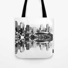 Mirrored Tote Bag
