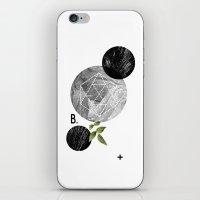 B-plus. iPhone & iPod Skin