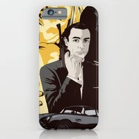 iPhone & iPod Case featuring J. B. by CranioDsgn
