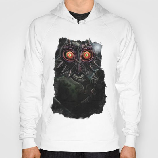 Legend of Zelda Majora's Mask Link Hoody