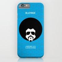 iPhone & iPod Case featuring BlueMagic by IIIIHiveIIII