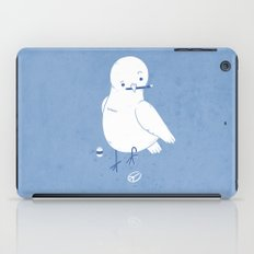 Peaceful painting iPad Case