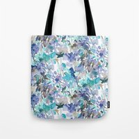 Local Color Blue Mint Tote Bag