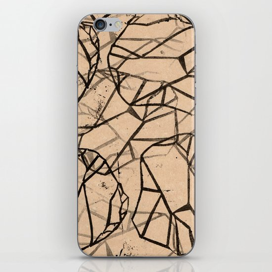 Geometric Pattern 1 iPhone & iPod Skin