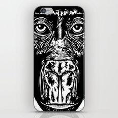 Lazy Beast iPhone & iPod Skin