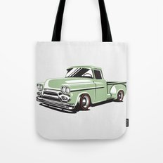 Rat Rod Truck Tote Bag