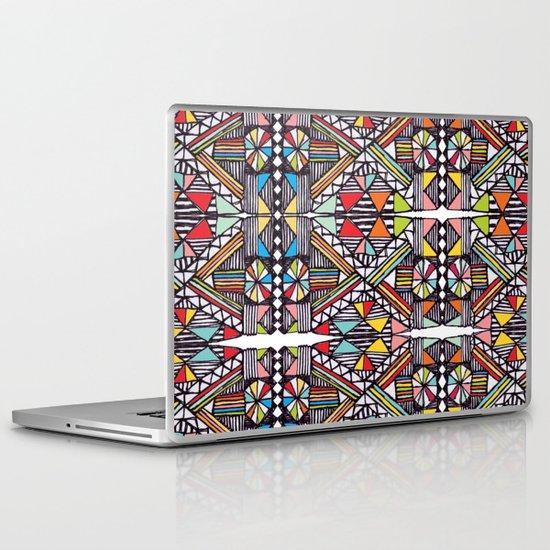 Geometry Laptop & iPad Skin