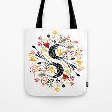 Moon Garden Tote Bag