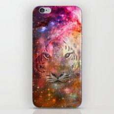 Galactic Tiger  iPhone & iPod Skin