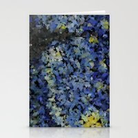 Panelscape Iconic - Starry Night Stationery Cards