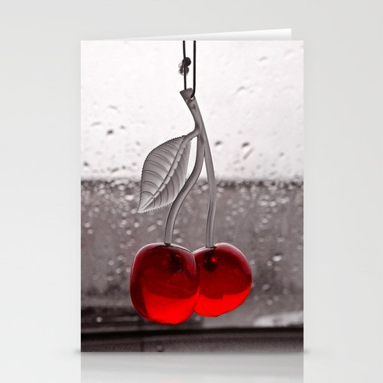 Very cherry Stationery Card