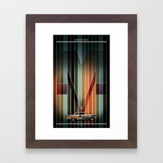 MERCURY JT450 Framed Art Print