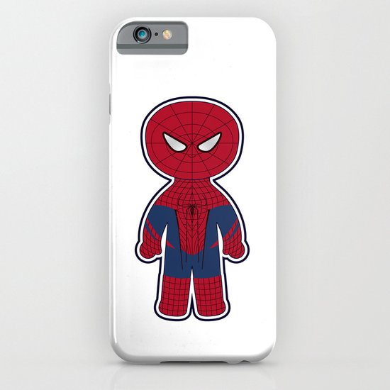 Chibi Spider-man iPhone & iPod Case