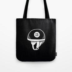 Old helmet - 13 Tote Bag