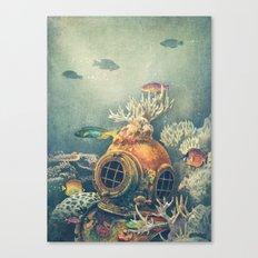 Seachange Canvas Print