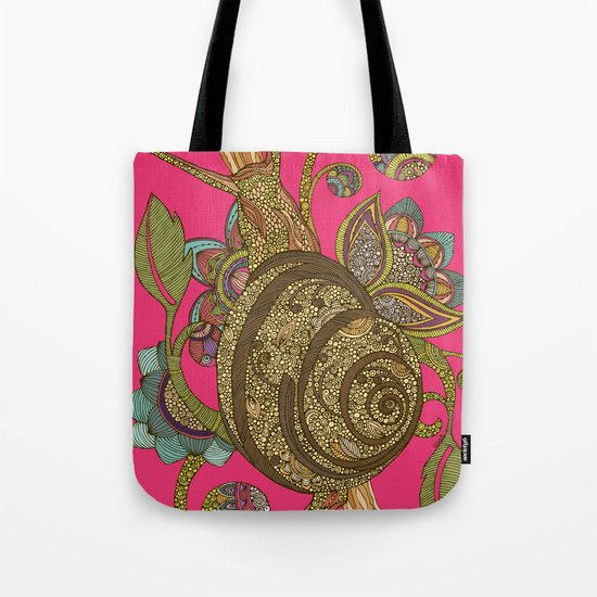 Escargopolooza Tote Bag