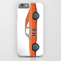 General Lee 01 Triptych … iPhone 6 Slim Case