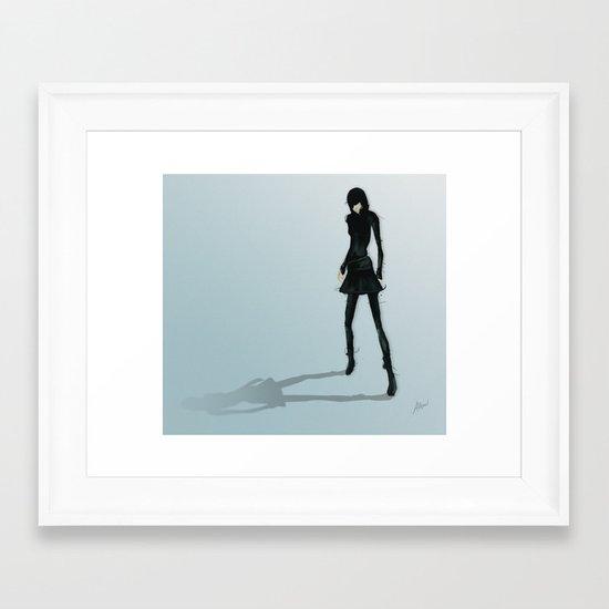 Invincible Framed Art Print