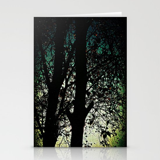 My tree Stationery Card