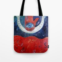 CEBERRUT_ inaccessible to the power of God Tote Bag
