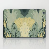 greenery iPad Case