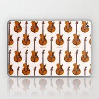 Merle Travis Bigsby Guitar Laptop & iPad Skin