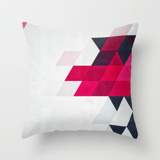 minimylysse Throw Pillow