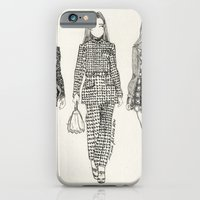iPhone & iPod Case featuring Miu Miu fall 2012 RTW by Sasa