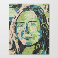 Anna Carte Canvas Print