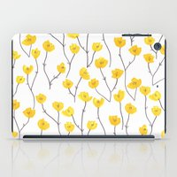 Buttercups iPad Case